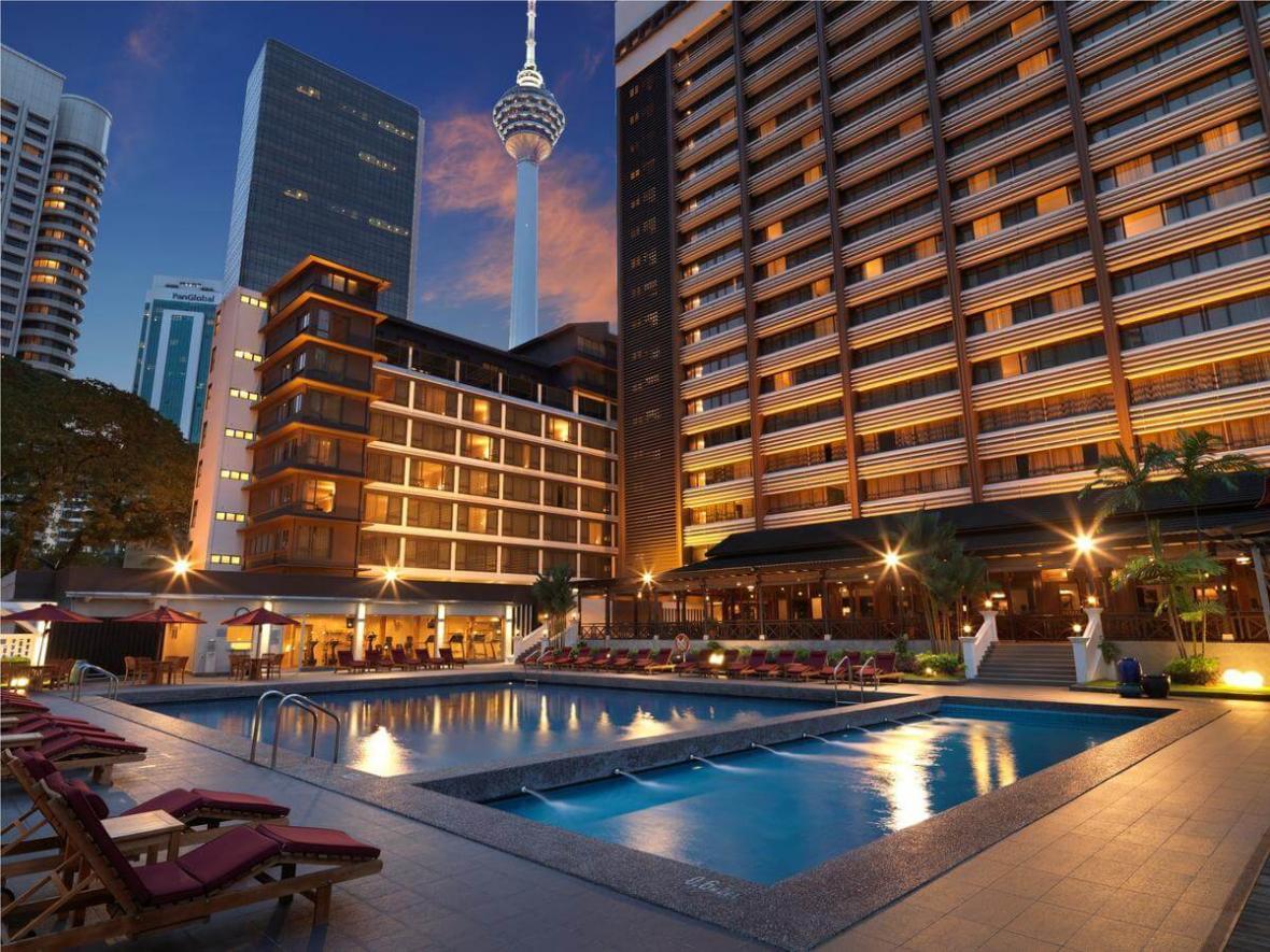 آشنایی با هتل کنکورد کوالالامپور (Concorde Hotel Kuala Lumpur)