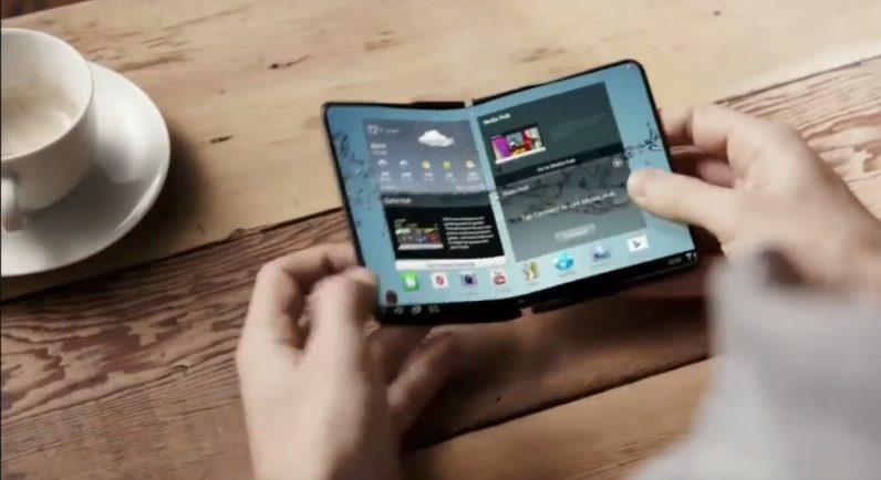 آیا گوشی منعطف سامسونگ در CES 2019 معرفی میشود؟