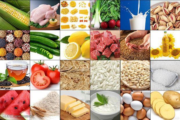 قیمت خُرده فروشی 8 گروه موادخوراکی افزایش یافت
