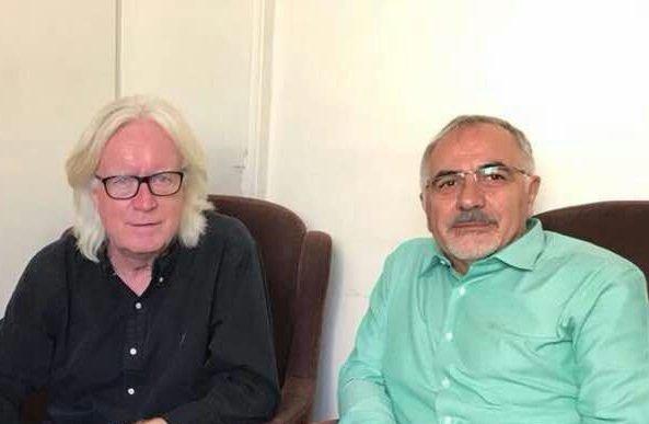 جلسه سرمربی و سرپرست استقلال، شفر: حاجیلو یک جنتلمن است