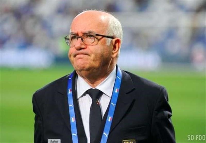 فوتبال دنیا، رئیس سابق فدراسیون فوتبال ایتالیا: طرفداران می خواستند تیم ملی به جام دنیای نرود!