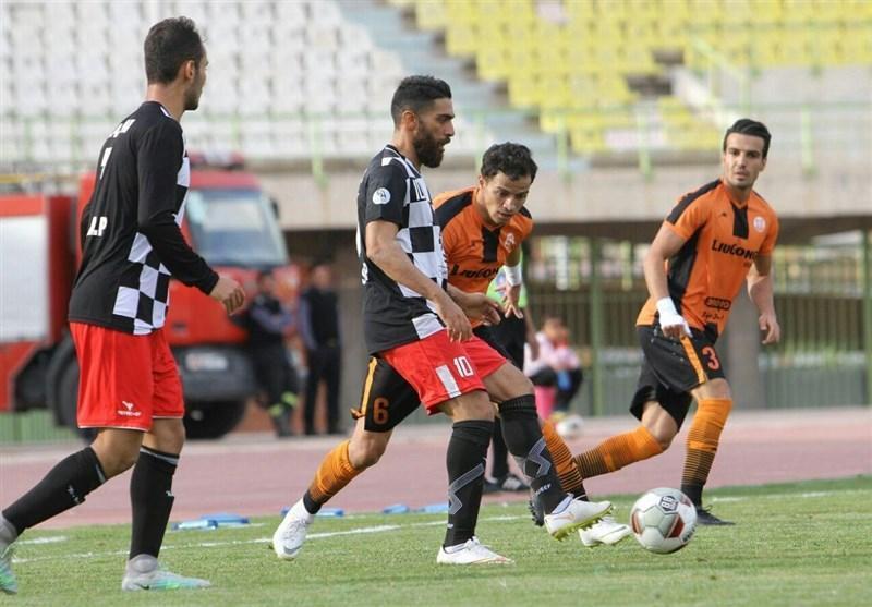 امیرحسین فشنگچی: از ابتدای فصل هدف ما صعود به لیگ برتر بوده است، بازی ما برابر مس 6 امتیازی بود