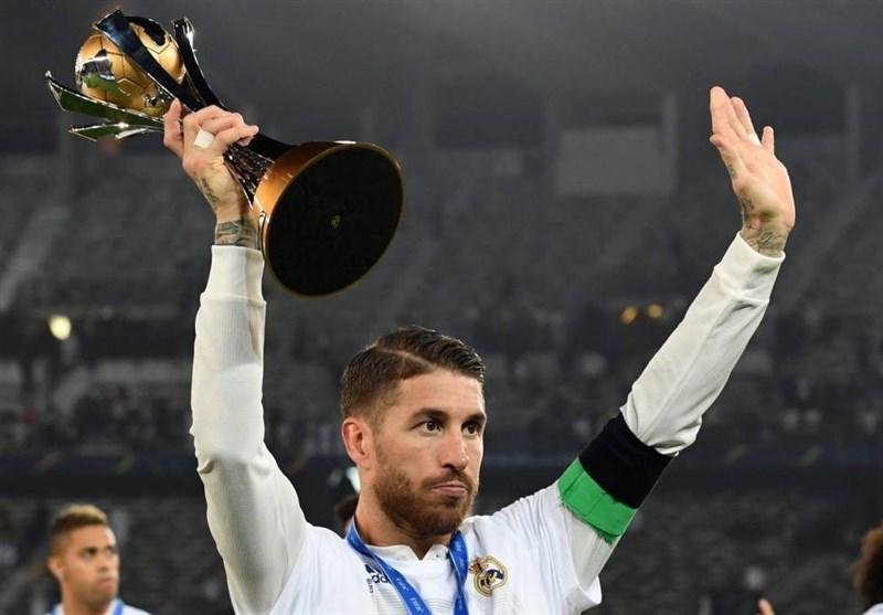 واکنش راموس به هو شدنش در فینال جام جهانی باشگاه ها