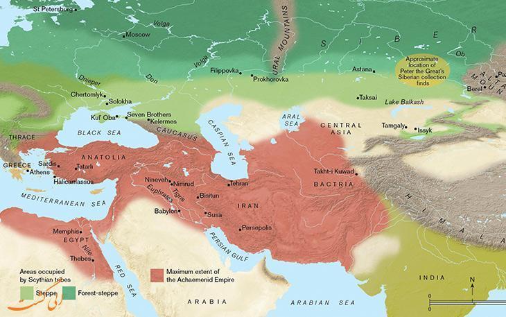 امپراتوری هخامنشی، حکومتی برای بسیاری از ملت ها ، قسمت دوم
