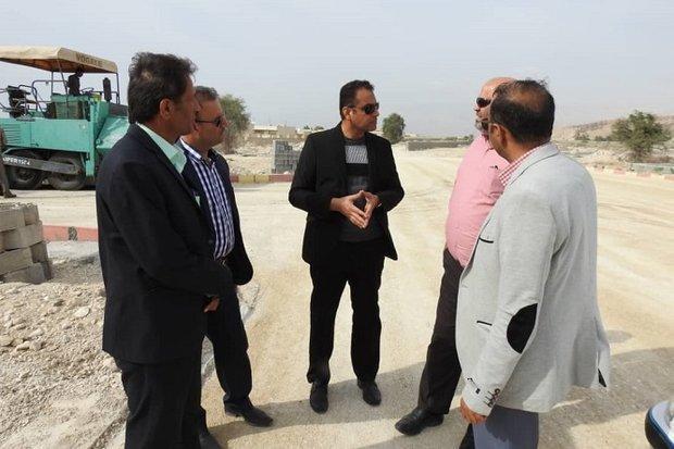 10 پروژه عمران شهری در چاه مبارک به بهره برداری می رسد