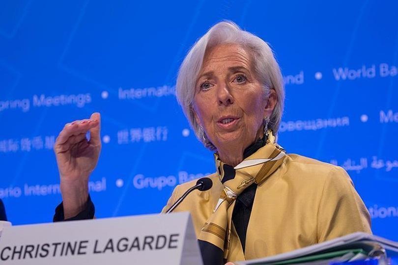 هشدار صندوق بین المللی پول درباره کندی رشد اقتصاد جهانی