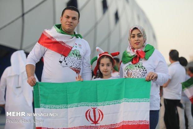 شکوری: امکان انتقال سازمان یافته تماشاگران ایران در امارات نیست