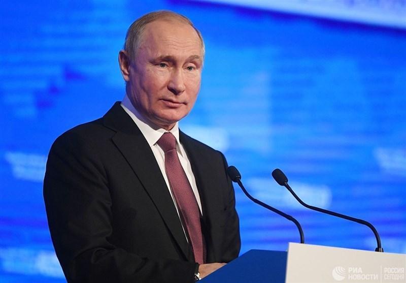 پوتین: روسیه قادر به برگزاری رقابت های ورزشی همانند جام جهانی 2018 است