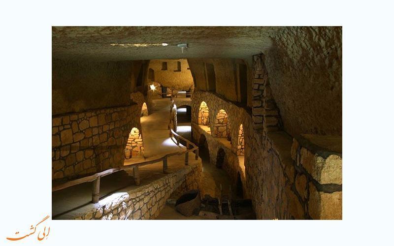 کشف مکانی مخصوص برای اجرای آیین های ایران باستان در کاشان