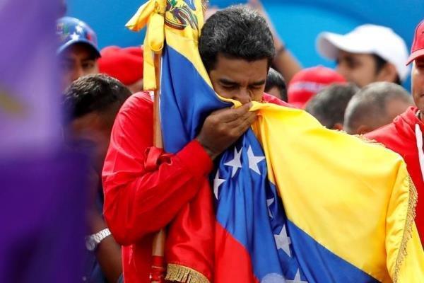 مادورو: اگر آمریکا به ما حمله کند، دنیا از ونزوئلا حمایت می نماید