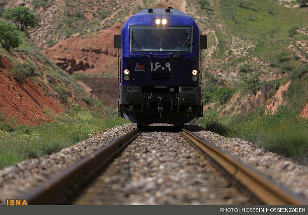راه آهن قزوین-رشت فردا افتتاح می گردد