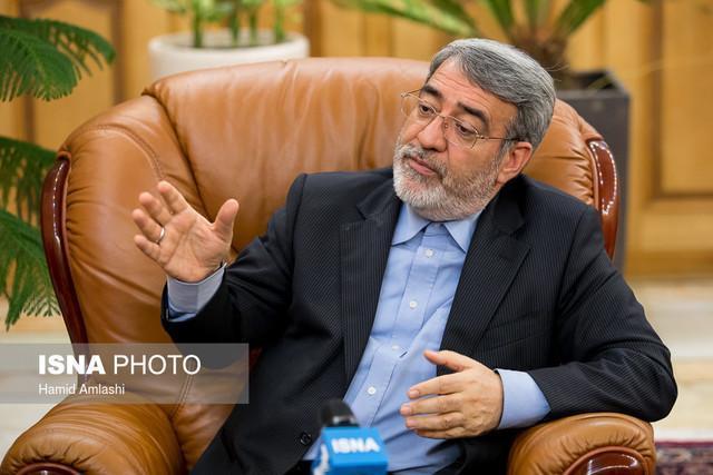 وزیر کشور: روزشمار انتخابات مجلس از فروردین آغاز می گردد