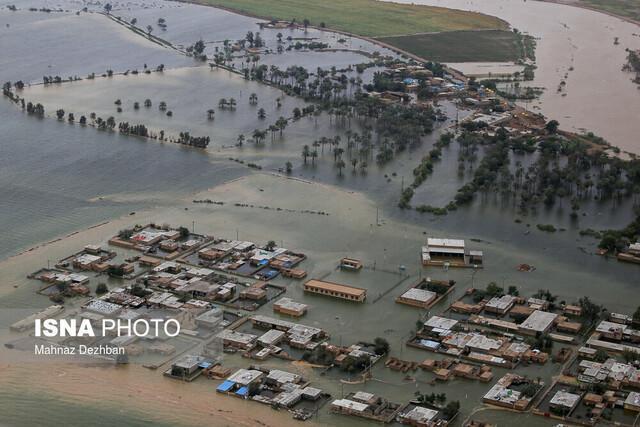 امکانات لجستیکی البرز در خوزستان بیشتر می گردد