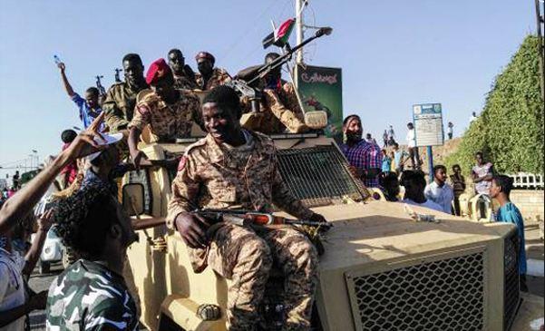 تداوم اعتراضات مردمی برای تشکیل دولت غیر نظامی در سودان
