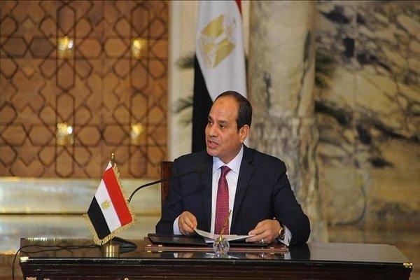 رأی مثبت مصری ها به اصلاحات قانون اساسی به نفع السیسی