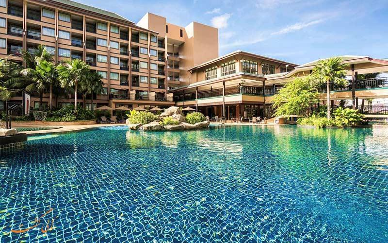 معرفی هتل 4 ستاره نووتل وینتیج پارک پوکت