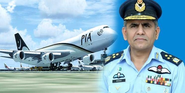 مدیریت شرکت ملی هواپیمایی پاکستان به ارتش واگذار می گردد