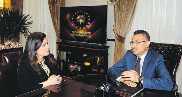 موضع معاون رئیس جمهور ترکیه در قبال تنش ها میان آمریکا و ایران