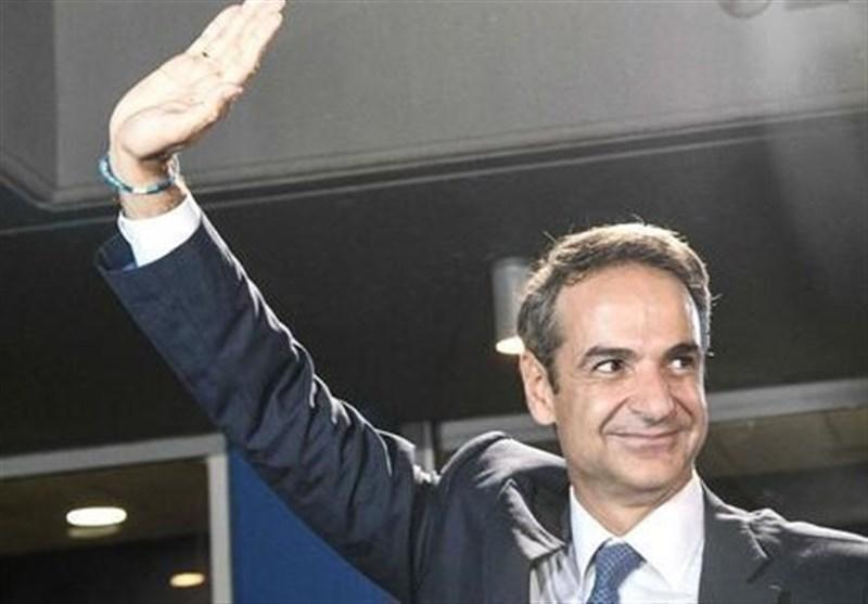 پیشتازی محافظه کاران در انتخابات پارلمانی یونان، میتسوتاکیس نخست وزیر می گردد