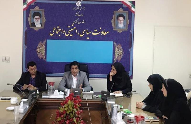 خبرنگاران رصد موضوعات سیاسی از تکالیف مهم کارگزاران وزارت کشور است