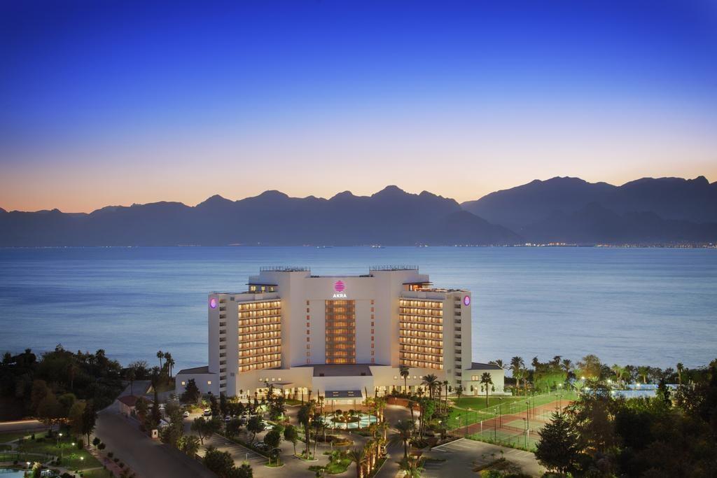 بهترین هتل های آنتالیا ترکیه کدامند؟ ، معرفی هتل های لوکس آنتالیا