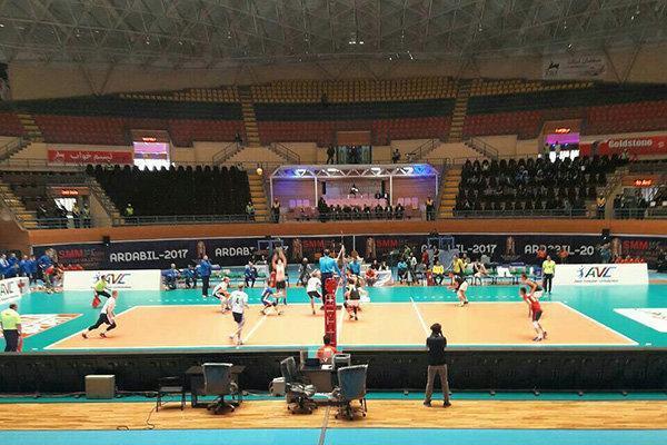 تیم والیبال ژاپن به سختی امیدهای تایلند را از پیش رو برداشت