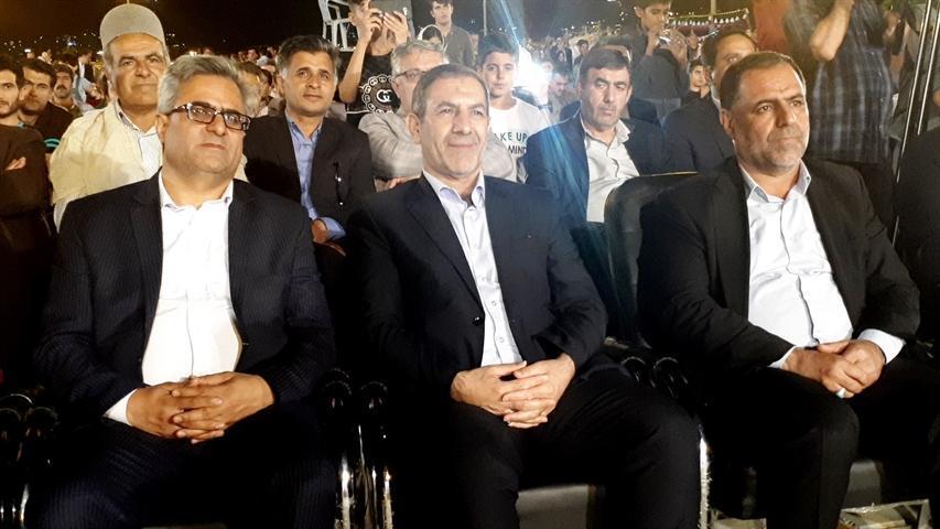 پنجمین جشنواره فرهنگ عشایر ایران زمین در یاسوج افتتاح شد
