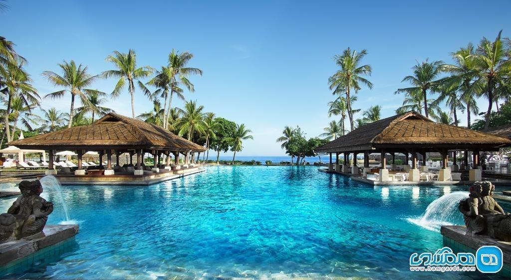 هزینه 35 میلیونی اقامت در بهترین هتل دنیا در بالی اندونزی