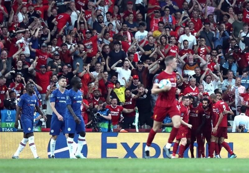 لیورپول در ضربات پنالتی چلسی را شکست داد و قهرمان سوپرجام اروپا شد