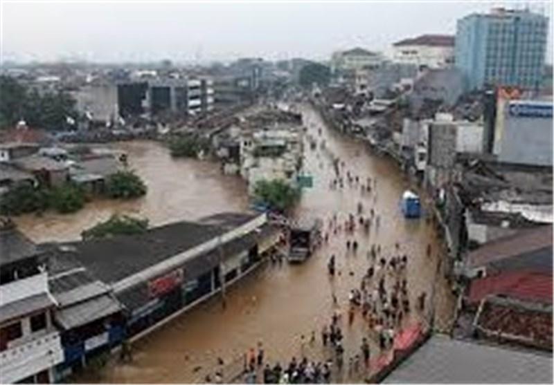 رانش زمین در اندونزی 5 کشته و 10 مفقود برجای گذاشت