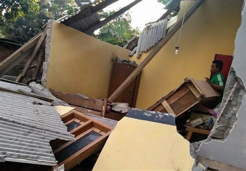 10 کشته در زلزله 6 ریشتری اندونزی ، زمین لرزه در بالی نیز احساس شد