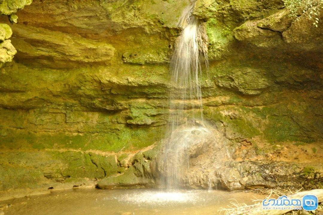 طبیعت بکر پلنگ دره در استان مازندران
