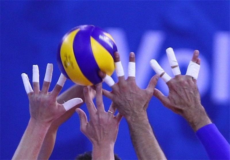 والیبال ایران با غلبه بر اندونزی فینالیست شد
