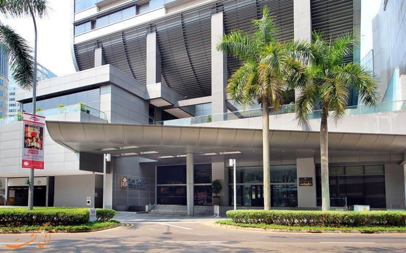 معرفی هتل 5 ستاره پن پاسیفیک سامرست در سنگاپور