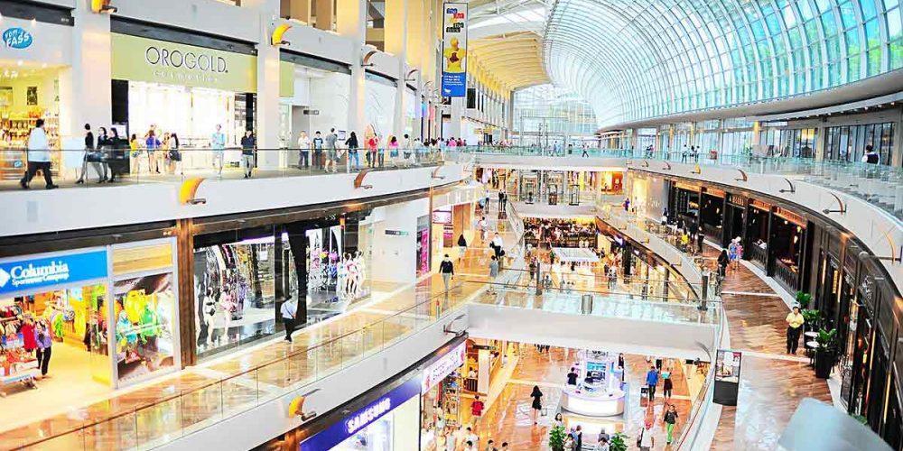 خریدی جذاب از مراکز خرید سنگاپور