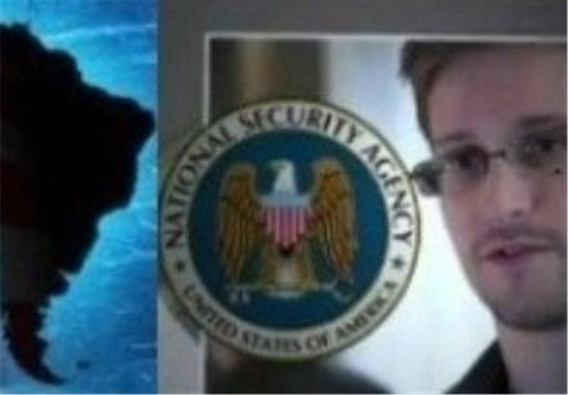 اسنودن مدارکی دال بر همکاری آمریکا و اروپا در جاسوسی از روسیه، چین و ایران دارد