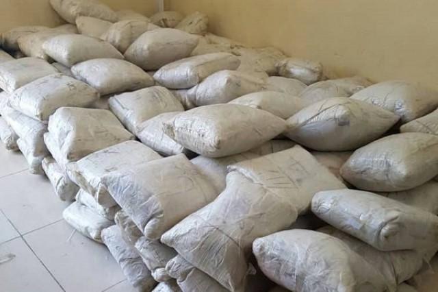 کشف 330 کیلو کوکائین جاسازی شده در تابوت