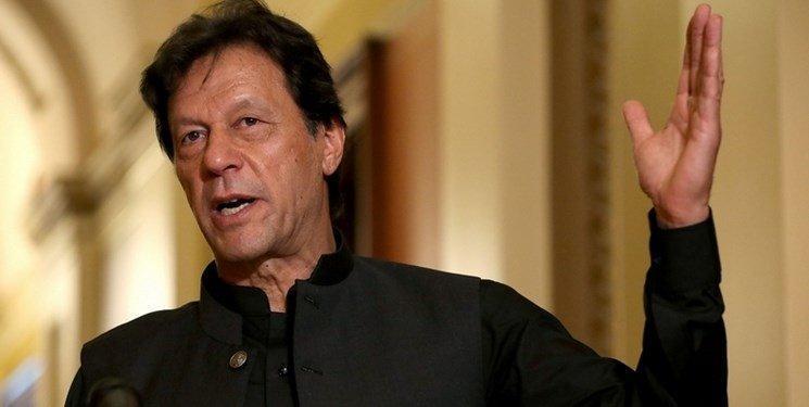 عمران خان مذاکره با هند را بی فایده دانست