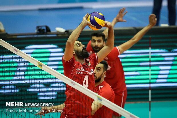 ایران یک - استرالیا 3، تیم ملی والیبال کشورمان صدرنشین نشد!