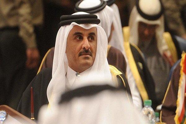 بحران های منطقه محور رایزنی امیر قطر و نخست وزیر مالزی