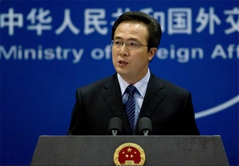پکن مخالف تحریم و تهدید در سیاست بین المللی است