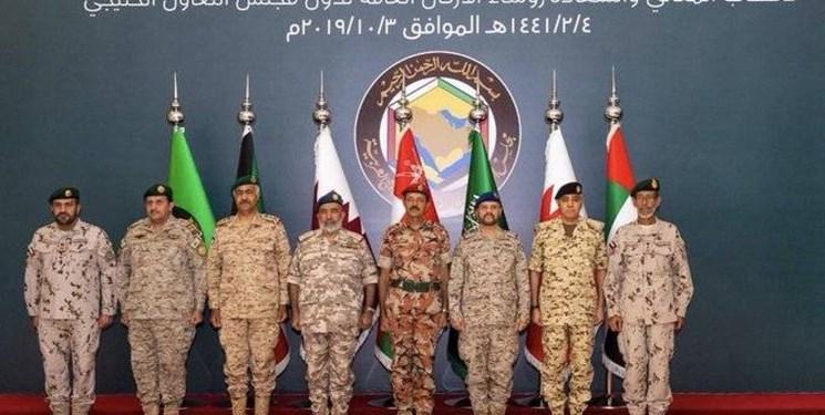 نشست رؤسای ستاد کل ارتش کشورهای عربی خلیج فارس به درخواست عربستان