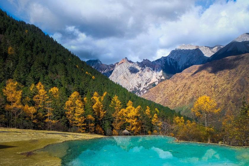 پارک ملی Jiuzhaigou چین دوباره آغاز به کار خواهد نمود