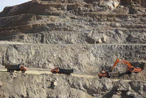 استقبال سرد معدنکاران ازنمایشگاه معدنی، معادن کشور فعالیت نمی نمایند