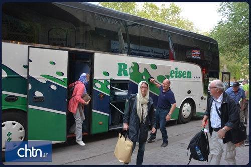 رفع مشکل صدور صورت وضعیت دربستی برای انتقال گردشگران خارجی