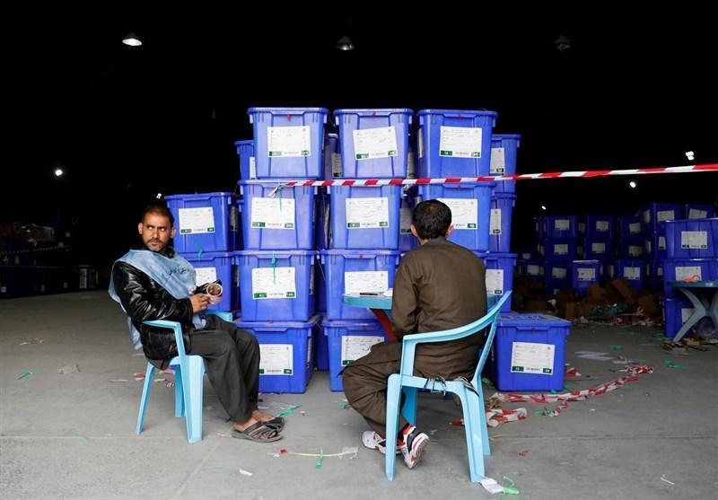 اعلام نتایج انتخابات افغانستان به تعویق افتاد