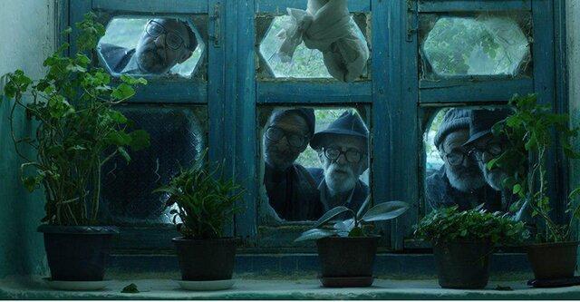 پیرمردهای ایرانی مسافر جشنواره گوا هندوستان