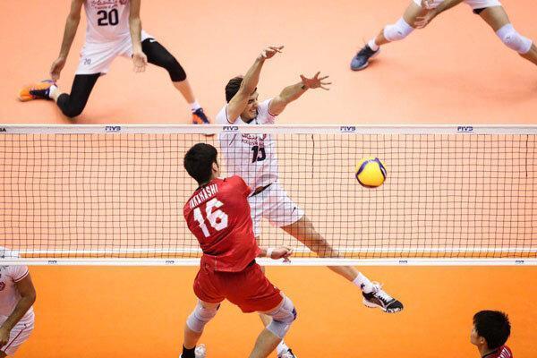 برنامه دیدارهای تیم ملی والیبال اعلام شد، چین تایپه اولین حریف