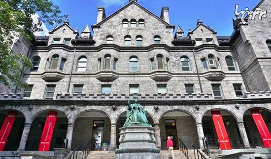 زیباترین دانشگاه های کانادا