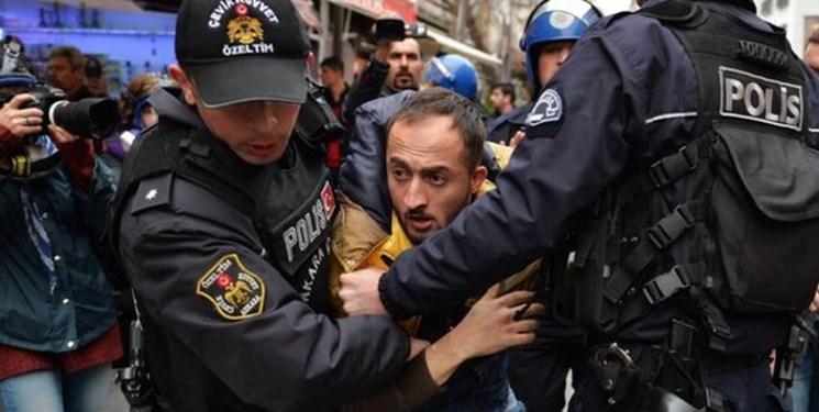 ادامه بگیر و ببند در ترکیه؛ 45 نفر بازداشت شدند